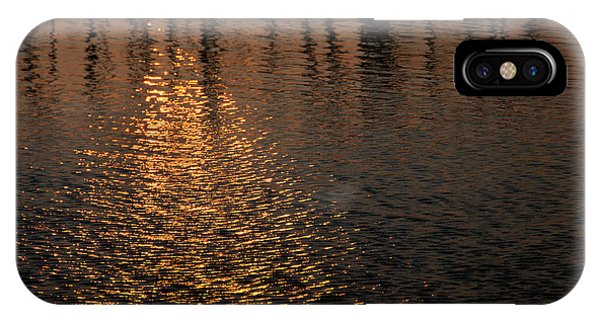Marsh Sunrise IPhone Case