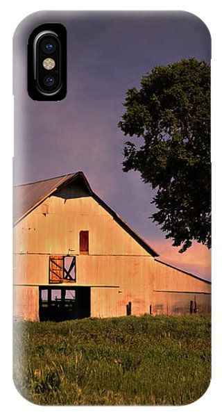 Ok iPhone Case - Marshall's Farm by Lana Trussell