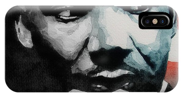 Rights iPhone Case - Martin Luther King Jr- I Have A Dream  by Paul Lovering