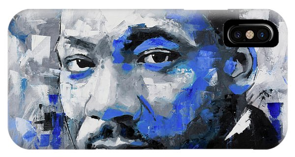 Alabama iPhone Case - Martin Luther King Jr by Richard Day