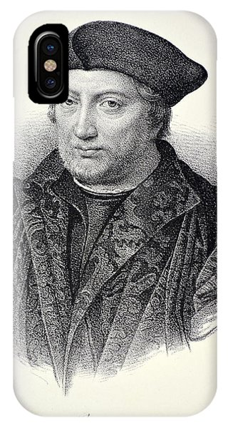 Lutheran iPhone Case - Martin Luther by Unknown