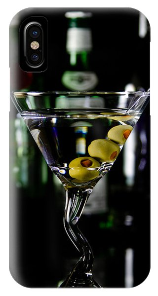 Martini IPhone Case