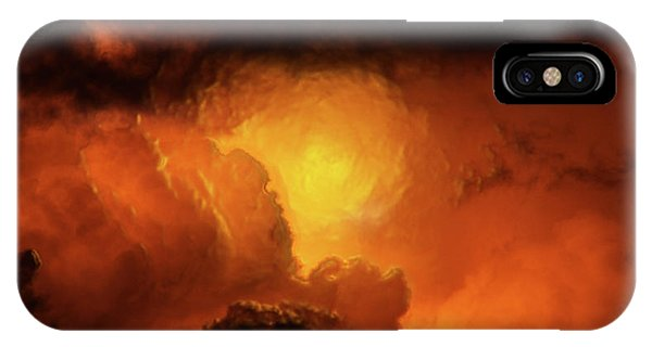 Marvelous Clouds IPhone Case