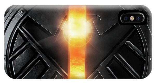 Design iPhone Case - Marvel's Agents Of S.h.i.e.l.d. by Maye Loeser
