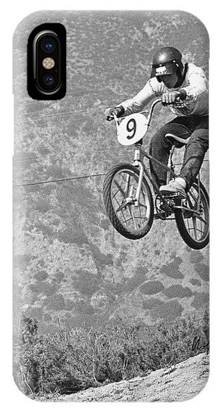 Marvin Church 1974 IPhone Case