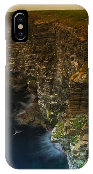 Marwick Head Orkney Scotland IPhone Case