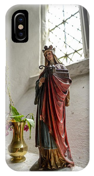 Our Blessed Lady At St Margaret Of Antioch IPhone Case