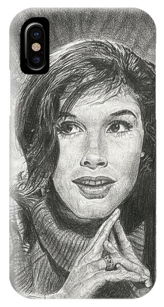 Mary Tyler Moore IPhone Case