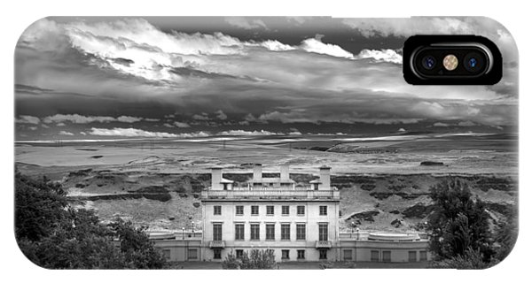 Maryhill In Monochrome IPhone Case