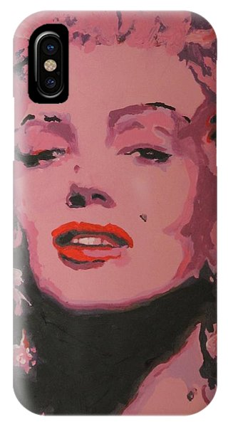 Marylin Monroe IPhone Case