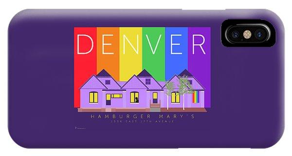 Mary's Rainbow IPhone Case