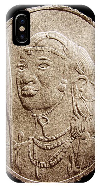 Masai Warrior IPhone Case