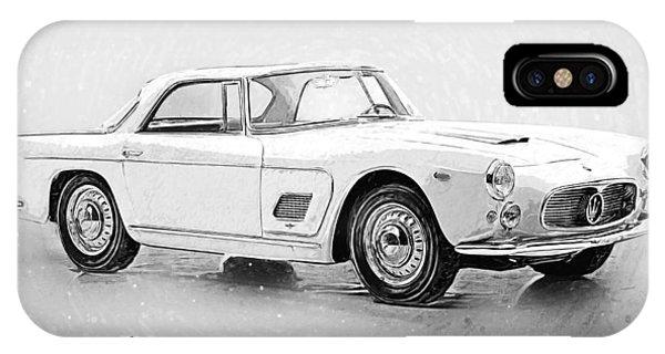 Maserati 3500 Gt IPhone Case