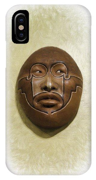 Mask 2 IPhone Case
