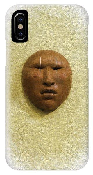 Mask 4 IPhone Case