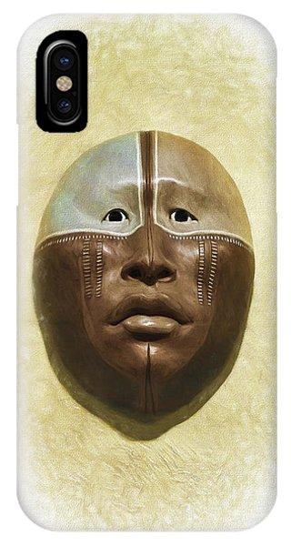 Mask 6 IPhone Case