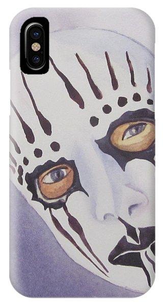 Mask I IPhone Case