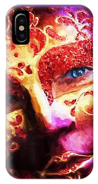 Masquerade 2 IPhone Case