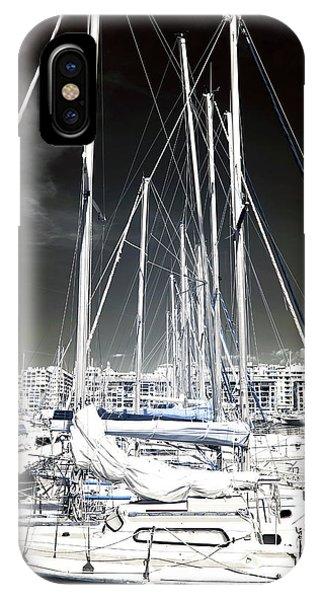 Mast Angles IPhone Case