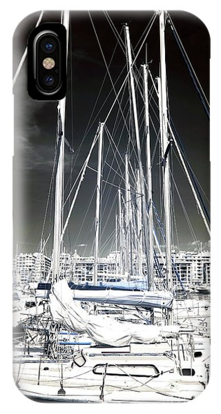 Mast Angles IPhone Case