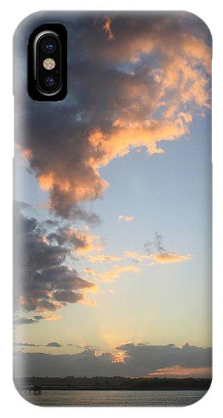 Matanzas Sunset IPhone Case