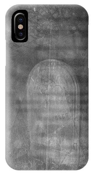 Materialism  IPhone Case