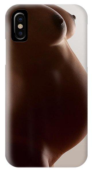 Maternity 35 IPhone Case