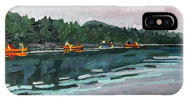 Mattawa Morning IPhone Case