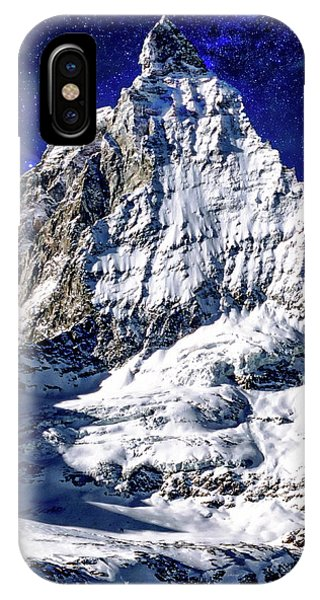 Matterhorn At Twilight IPhone Case