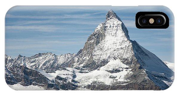 Matterhorn IPhone Case