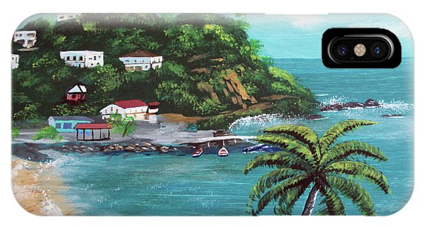Maunabo Puerto Rico IPhone Case
