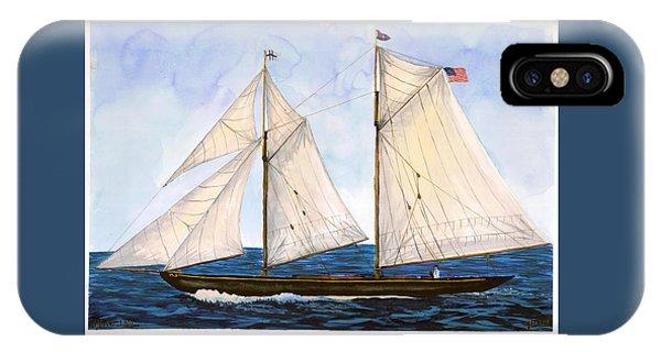 Mavis 1901 IPhone Case