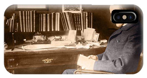 Max Planck, German Physicist IPhone Case