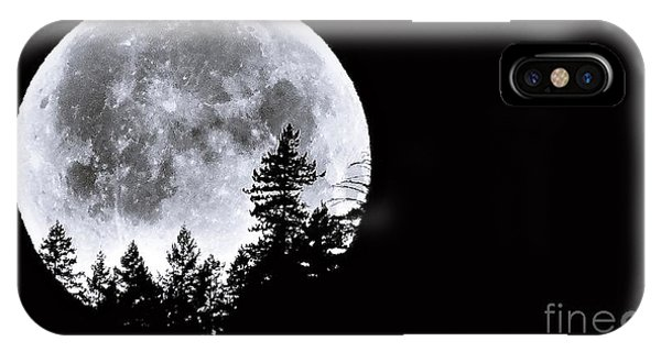 May 4 Moon Set IPhone Case
