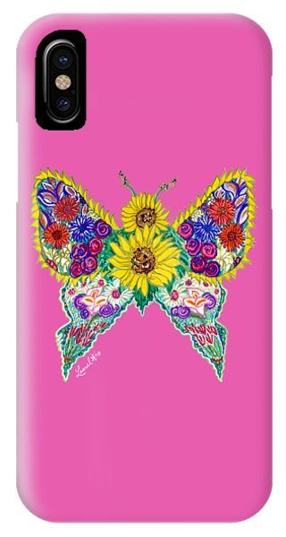 May Butterfly IPhone Case
