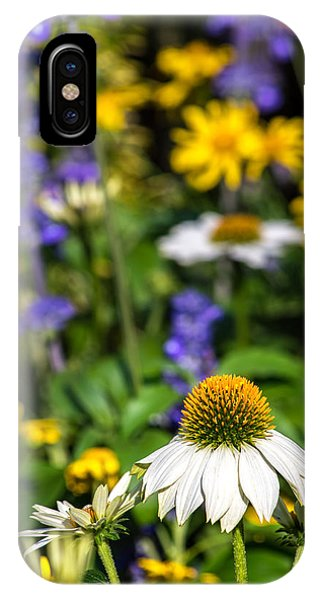 IPhone Case featuring the photograph May Flowers by Steven Sparks