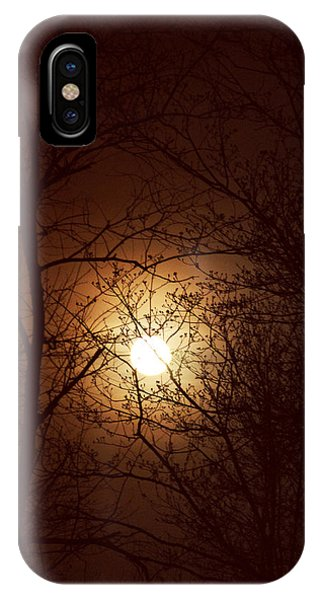 May Moon IPhone Case