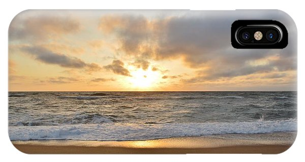 May Sunrise In Obx IPhone Case