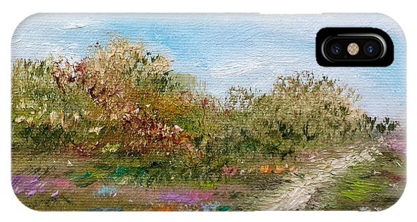 May The Road Rise Up To Meet You IPhone Case