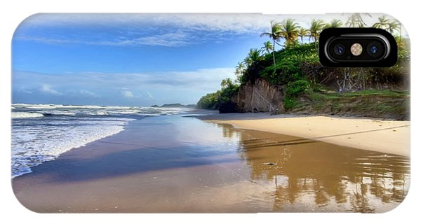 Mayaro Beach Trinidad IPhone Case