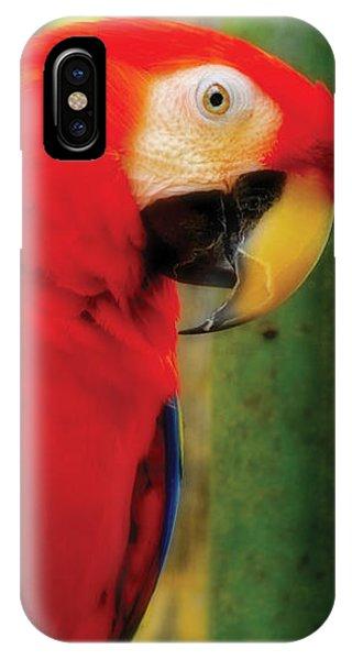 Mccaw IPhone Case