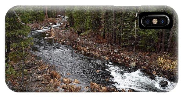 Mccloud River IPhone Case