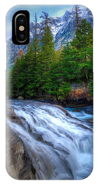 Mcdonald Creek IPhone Case