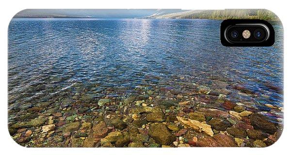 Mcdonald Lake Colors IPhone Case