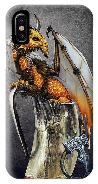 Mead Dragon IPhone Case