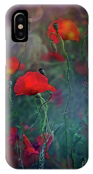 Meadow In Another Dimension IPhone Case