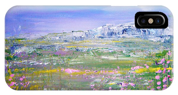 Meadow Sky By Colleen Ranney IPhone Case