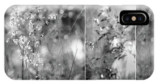 Meadowgrasses IPhone Case