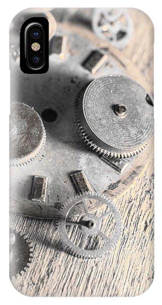 Technical iPhone Case - Mechanical Art by Jorgo Photography - Wall Art Gallery