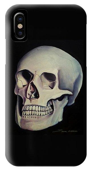 Medical Skull  IPhone Case